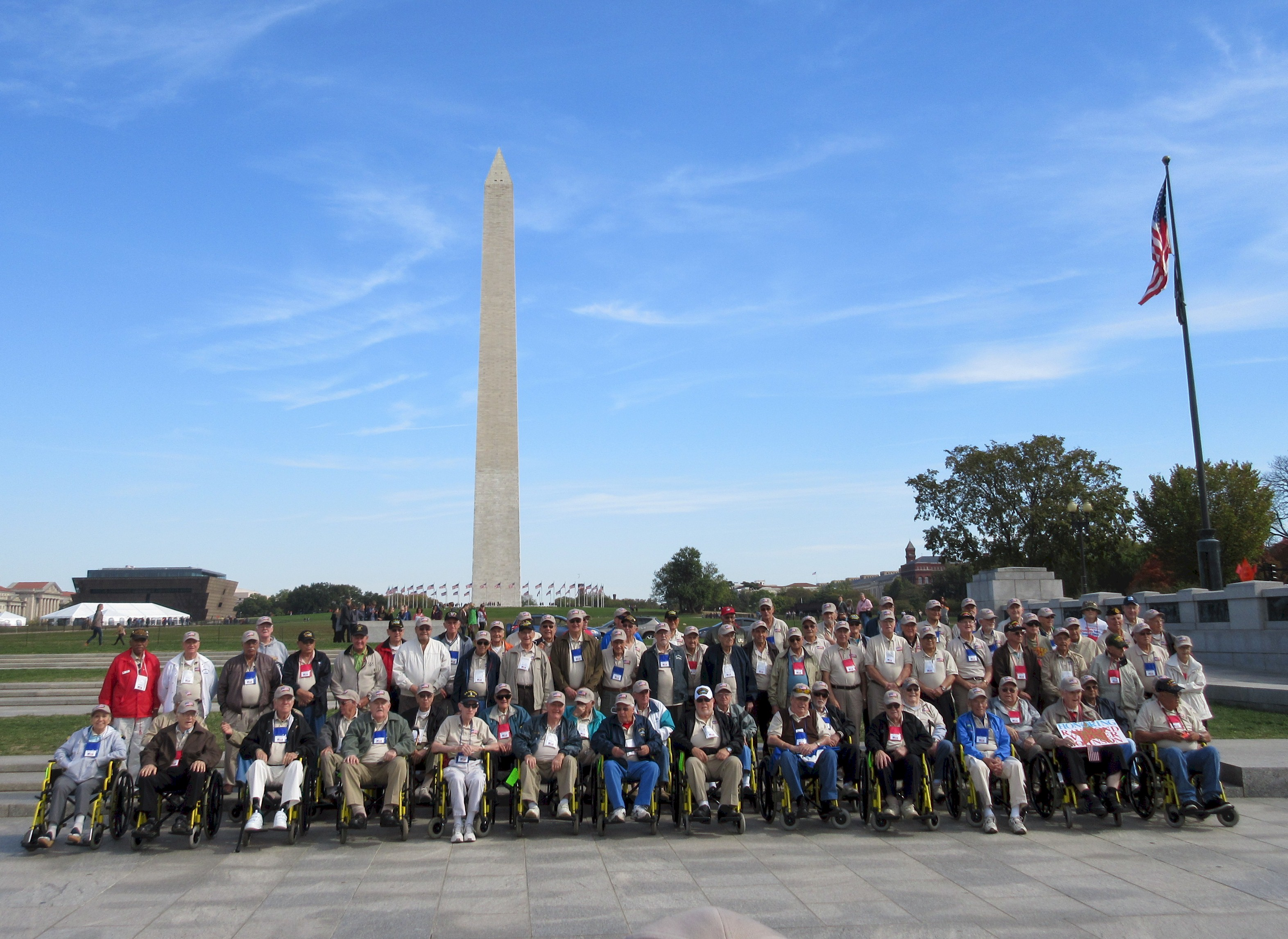 Honor Flight - Mission 24 - 10202015